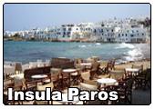 Sejur Insula Paros
